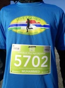 muhammed ngallan's team tshirt