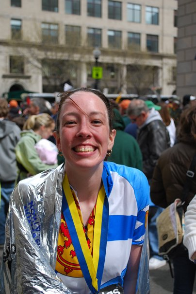boston marathon poop 2011. Boston Marathon: My Best Self