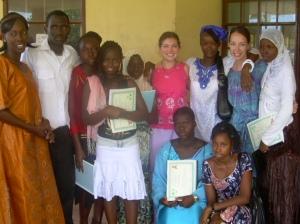 Nova Scotia Gambia Association Youth