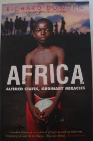 cover of book Africa. Altered States and Ordinary Miracles