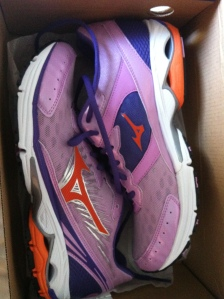 New Mizuno Runners!