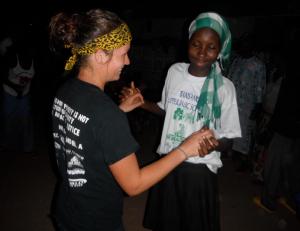 Dancing with Jareh
